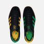 Кроссовки adidas Originals Padiham Core Black/Wonder Glow/Green фото - 1