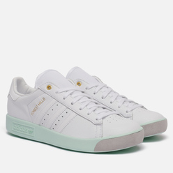 Мужские кроссовки adidas Originals Forest Hills White/White/Dash Green