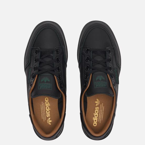 Мужские кроссовки adidas Originals Garwen Core Black/Core Black/Collegiate Green