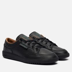 Мужские кроссовки adidas Originals Garwen Core Black/Core Black/Collegiate Green