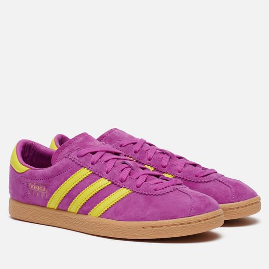 Кроссовки adidas Originals STADT Shock Purple/Shock Yellow/Gum