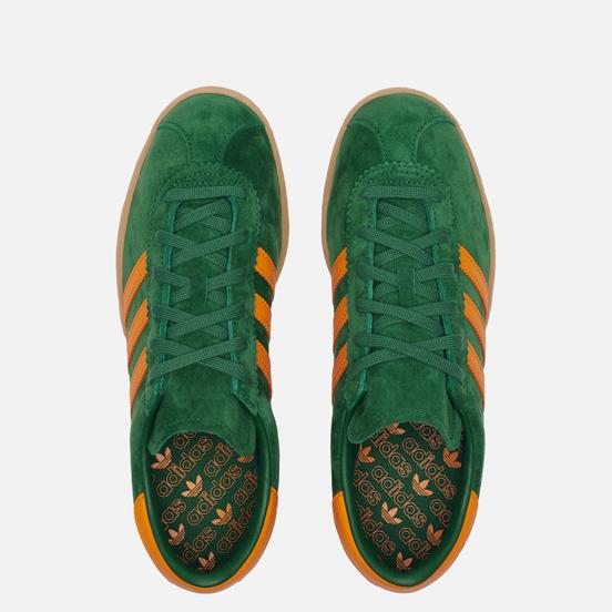 Кроссовки adidas Originals STADT Amazon Green/Bright Orange/Gum