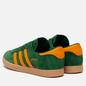 Кроссовки adidas Originals STADT Amazon Green/Bright Orange/Gum фото - 2