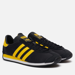 Мужские кроссовки adidas Originals Country OG Core Black/Wonder Glow/White
