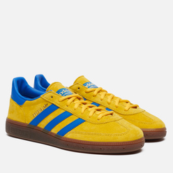 Кроссовки adidas Originals Handball Spezial Wonder Glow/Blue/Gum