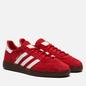 Кроссовки adidas Originals Handball Spezial Scarlet/White/Gum фото - 0