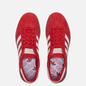 Кроссовки adidas Originals Handball Spezial Scarlet/White/Gum фото - 1