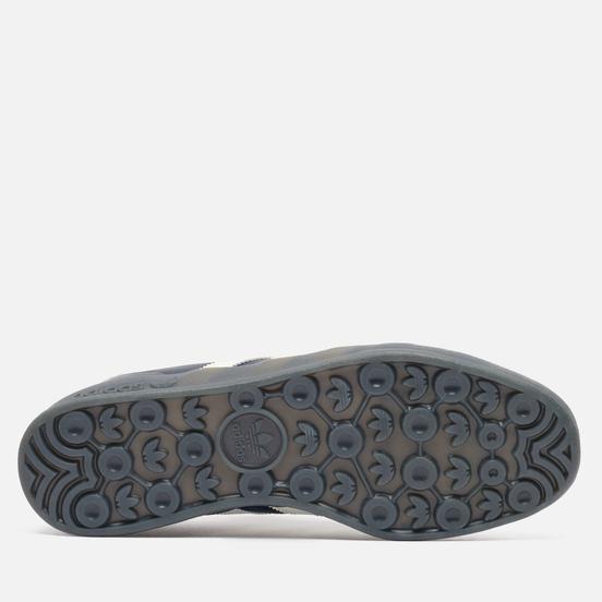 Мужские кроссовки adidas Originals Gazelle Indoor Collegiate Navy/Off White/Grey Six