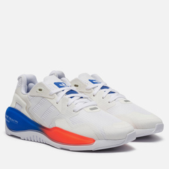 Кроссовки adidas Originals ZX Alkyne White/White/Blue