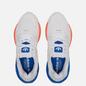 Кроссовки adidas Originals ZX Alkyne White/White/Blue фото - 1