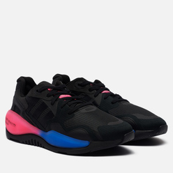 Кроссовки adidas Originals ZX Alkyne Core Black/Core Black/Shock Pink