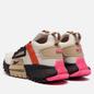 Кроссовки Reebok Zig Kinetica Edge Alabaster/High Vis Orange/Proud Pink фото - 2