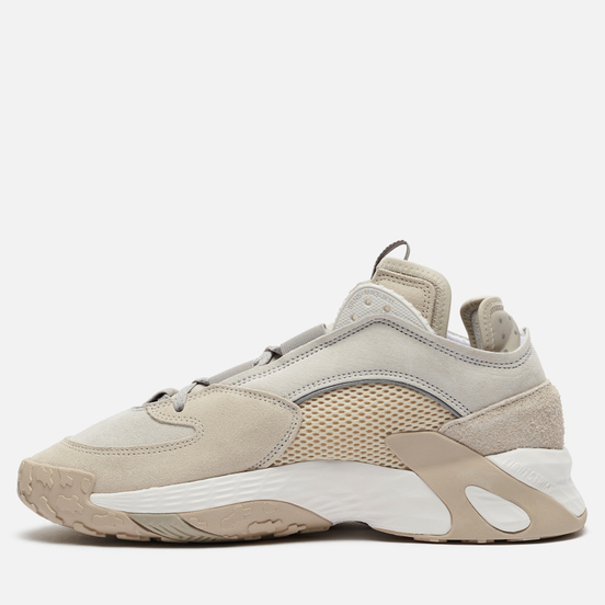 Мужские кроссовки adidas Originals Streetball Crystal White/Clear Brown/Metall Grey