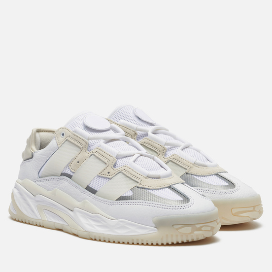 Кроссовки adidas Originals Niteball Off White/White/Orbit Grey