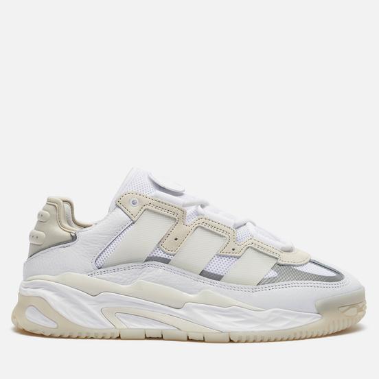 Кроссовки adidas Originals Niteball Off White/White/Orbit Grey