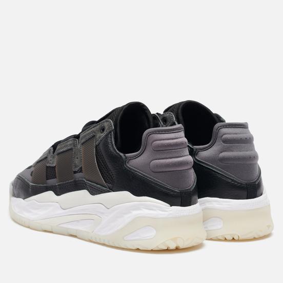 Кроссовки adidas Originals Niteball Core Black/Off White/White
