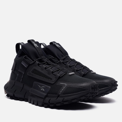 Кроссовки Reebok Zig Kinetica Edge Black/Black/Pure Grey