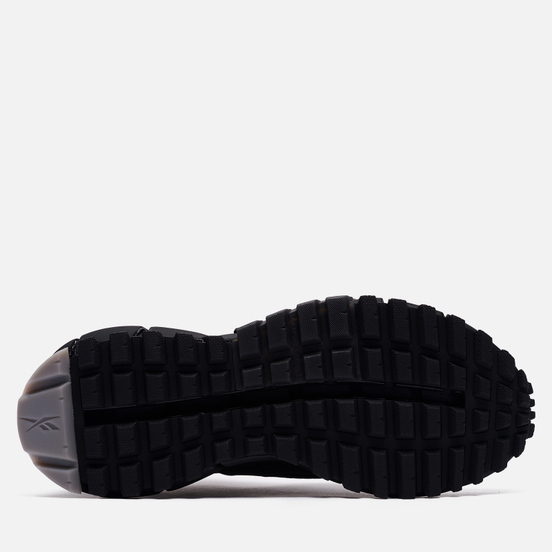 Мужские кроссовки Reebok Zig Kinetica Edge Black/Black/Pure Grey