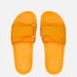 Сланцы adidas Originals x Pharrell Williams Boost Slide Bright Orange/Bright Orange/Bright Orange фото - 1
