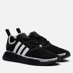 Мужские кроссовки adidas Originals NMD_R1 Core Black/Cloud White/Cloud White