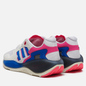 Кроссовки adidas Originals ZX Alkyne White/Core Black/Shock Pink фото - 2