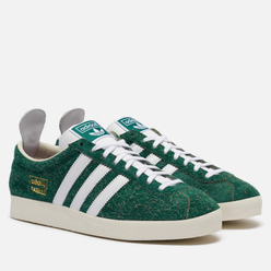 Мужские кроссовки adidas Originals Gazelle Vintage Collegiate Green/White/Off White