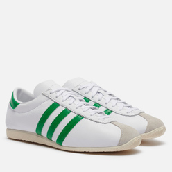 Кроссовки adidas Originals Overdub White/Green/Cream White