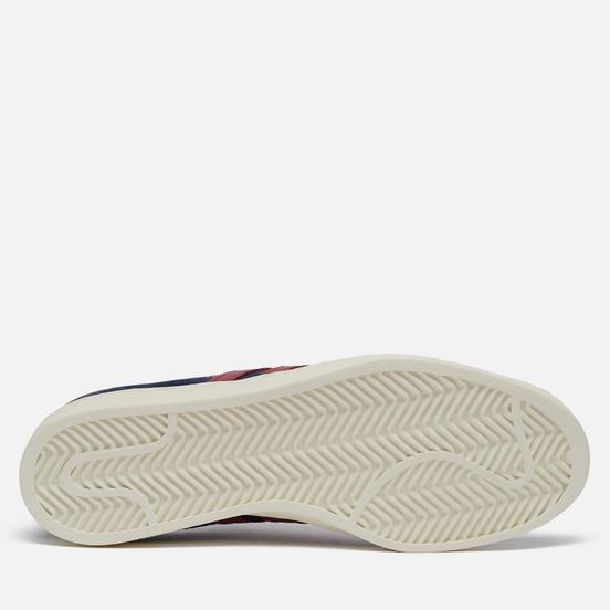 Мужские кроссовки adidas Originals Campus 80s Collegiate Navy/Collegiate Burgundy/Off White