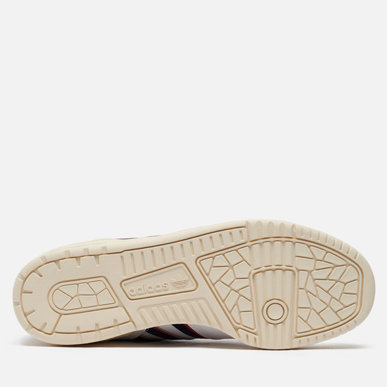 Мужские кроссовки adidas Originals Rivalry Low Collegiate Burgundy/Collegiate Navy/Red