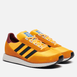 Мужские кроссовки adidas Originals Glenbuck Solar Gold/None/Collegiate Burgundy