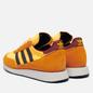 Мужские кроссовки adidas Originals Glenbuck Solar Gold/None/Collegiate Burgundy фото - 2