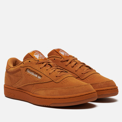 Кроссовки Reebok Club C 85 Rich Ochre/White/Reebok Lee