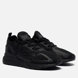 Мужские кроссовки adidas Originals ZX 2K Boost Core Black/Core Black/Shock Pink