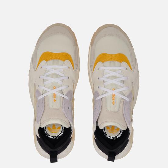 Мужские кроссовки adidas Originals Streetball Low Off White/Sand/Core Black