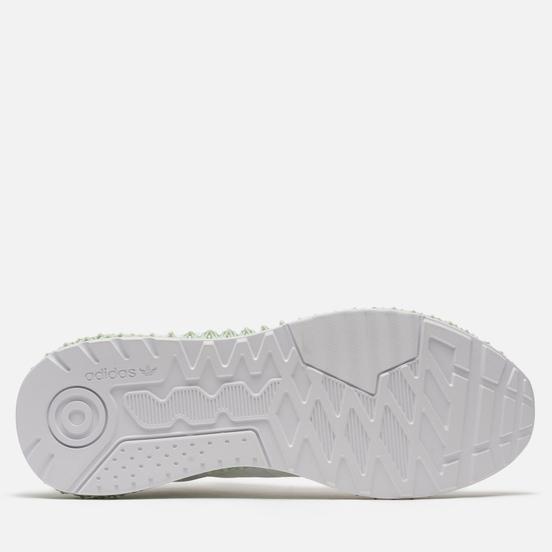 Мужские кроссовки adidas Originals ZX 2K 4D White/White/White