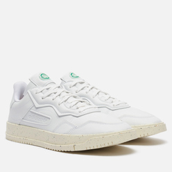 Кроссовки adidas Originals Super Court Premiere White/Off White/Green