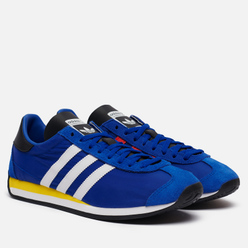 Мужские кроссовки adidas Originals Country OG Royal Blue/Cloud White/Red