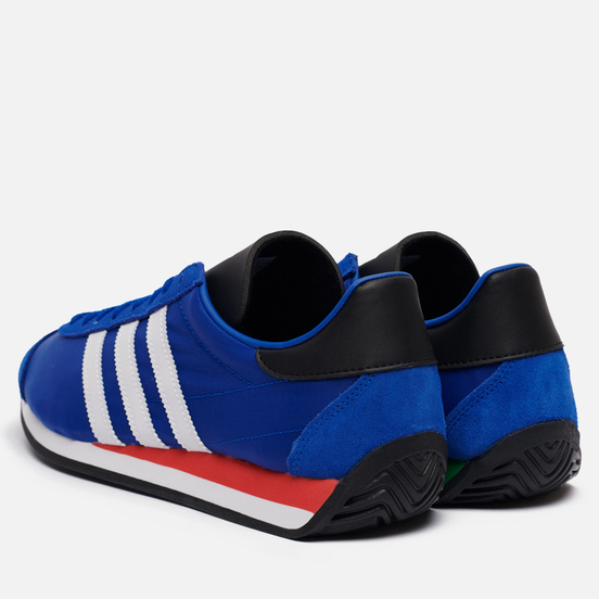 Мужские кроссовки adidas Originals Country OG Royal Blue/Cloud White/Red