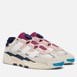 Кроссовки adidas Originals Niteball Off White/Cream White/Pink Tint
