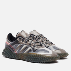 Мужские кроссовки adidas Originals x Craig Green Polta AKH I Core Black/Medium Solid Grey/Dark Solid Grey