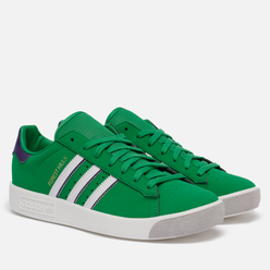 Мужские кроссовки adidas Originals Forest Hills Green/Ftwr White/Dark Purple