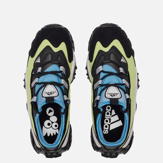 Мужские кроссовки adidas Performance FYW Secant Semi Frozen Yellow/Clear Onix/Light Blue