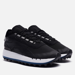 Женские кроссовки Reebok Legacy 83 Black/White/Neon Blue