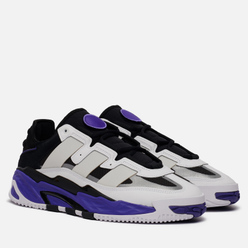 Кроссовки adidas Originals Niteball White/Power Purple/Core Black