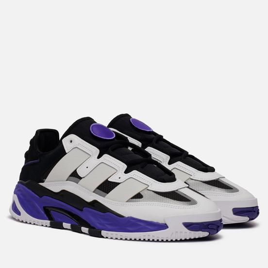 Кроссовки adidas Originals Niteball White/Power Purple/Core Black