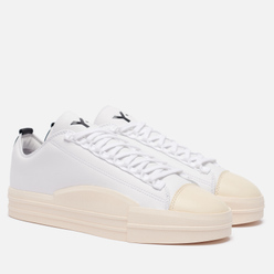 Кроссовки Y-3 Yuben Low Core White/Core White/Core Black