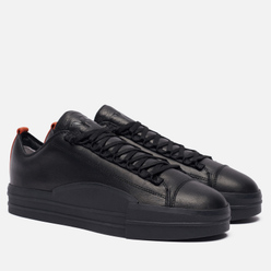 Кроссовки Y-3 Yuben Low Core Black/Core Black/Orange