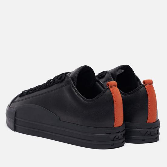 Кроссовки Y-3 Yuben Low Core Black/Core Black/Orange