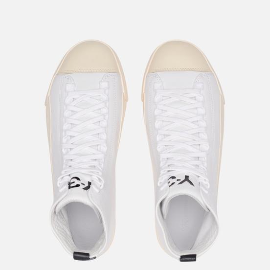 Мужские кроссовки Y-3 Yuben Mid Core White/Black/Ecru Tint