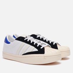 Кроссовки Y-3 Yohji Star Cloud White/Chalk White/Bold Blue